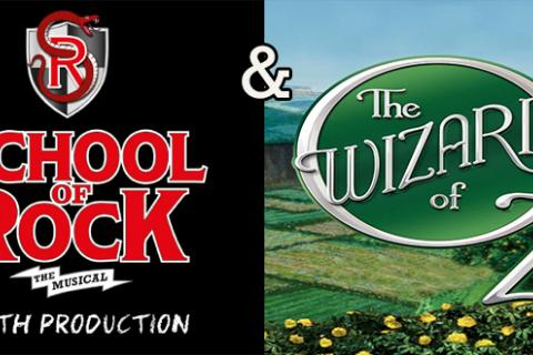 NewArts: Newtown Musicals theater program Director Michael Unger has announced that a brand new youth version of School of Rock, and the beloved classic The Wizard of Oz will be the two featured musicals being presented by the company this summer.