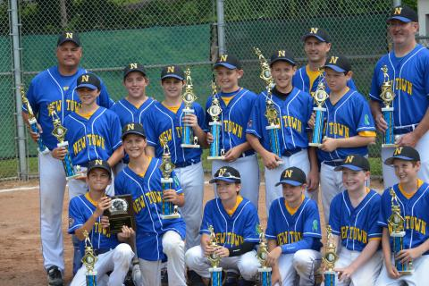 The One-Eyed Cats won the state championship with a win over Danbury on July 27.