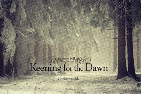 Mr Bell's latest release, Keening for the Dawn: Christmastime, was released last year.