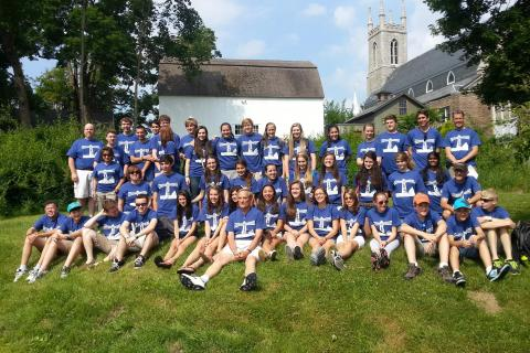 A group of 37 young adults, nine adults and Pastor Kathie Adams-Shepherd from Trinity Episcopal Church set out for Norristown, Penn., in late June, to complete their 21st successive summer mission trip with Group Workcamps. The youth participating…