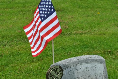 VFW Post 308 is preparing for its annual placement of flags on the graves of every veteran buried in Newtown. This year the post is reaching out to the public, inviting anyone who would like to join the solemn effort to contact organizers.
