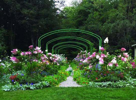 spencertown arts center celebrates hidden gardens hudson valley 360 - Hidden Garden