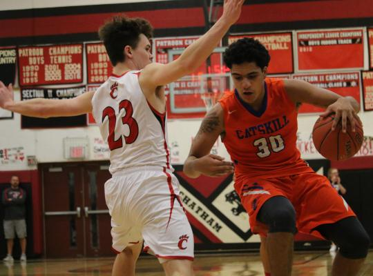 Fourth-quarter rally lifts Catskill boys past Chatham | Hudson