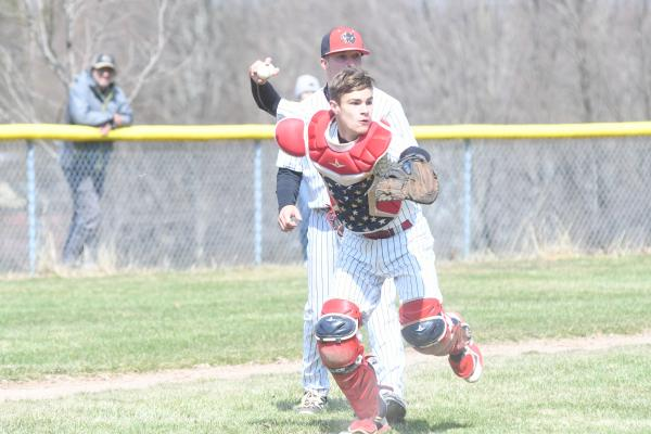 Hawks shut out Warrior baseball in second matchup, will face Cougars