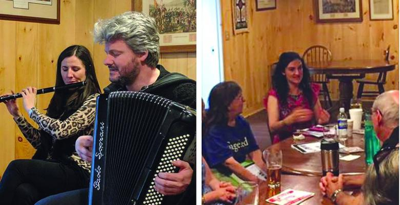 Two Rivers Gaelic League Presents Traditional Irish Music of