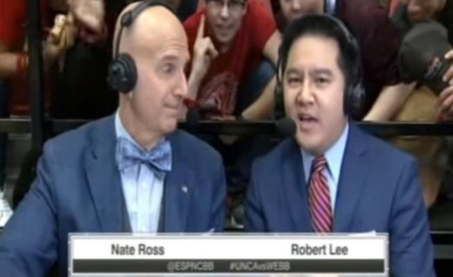 ESPN's Robert Lee Won't Announce Virginia Game Because of His Name