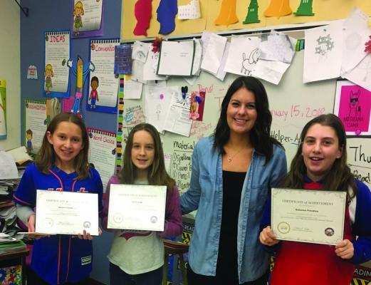 Catskill Elks Lodge announces Americanism Essay contest winners ...