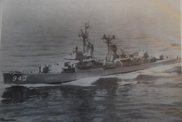 Bay Of Pigs Destroyer