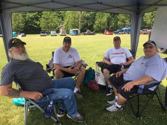 Greene County Cruisers car show raises funds for local