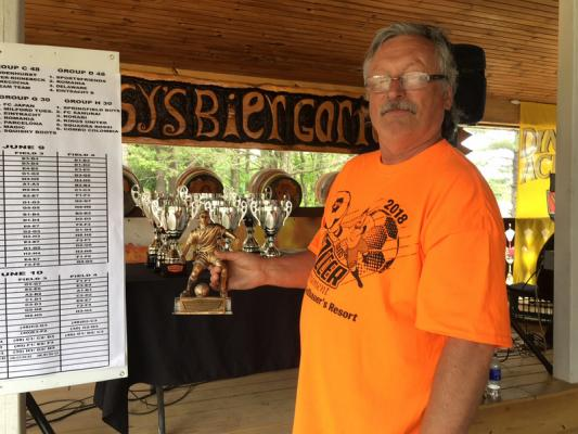 Players bring 'A game' annual Round Top soccer tournament