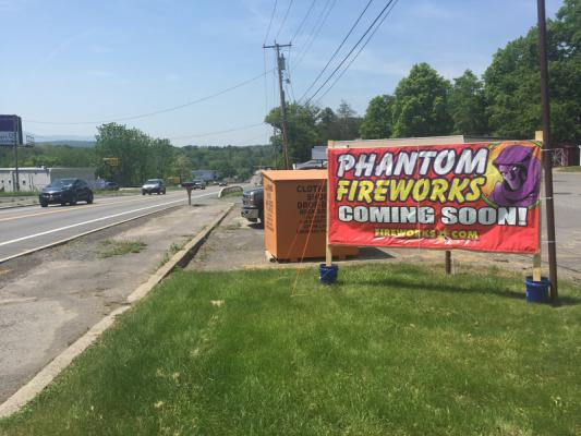 Supervisors outlaw sale of small fireworks   Hudson Valley 360