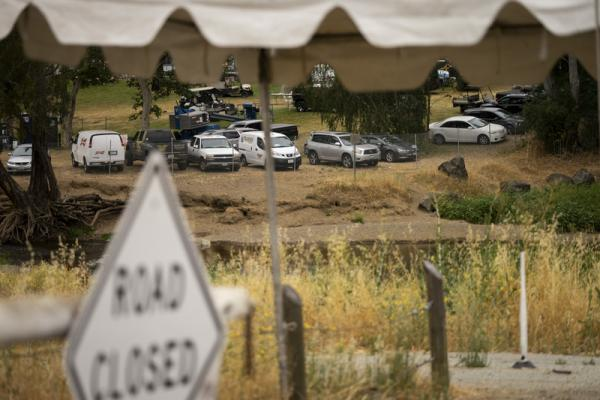 Christmas Hill Park Shooting.California Shooting Boy 6 Is Among The Dead Hudson