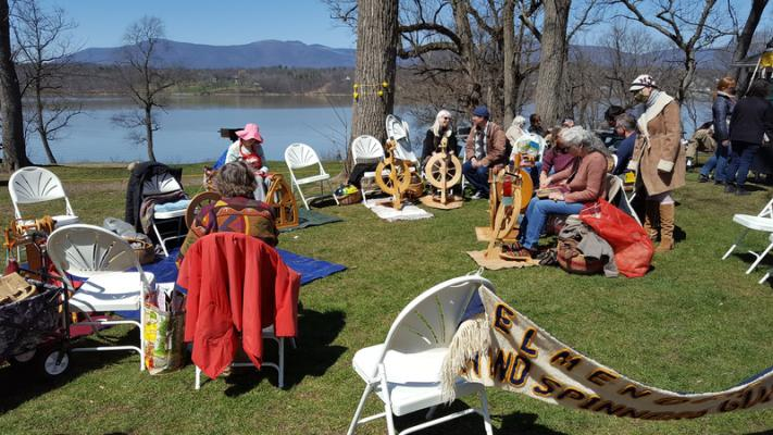 Sheep and wool vendors take center stage   Hudson Valley 360