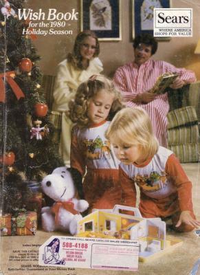 Sears Christmas Photos.Greene History Notes The Sears Christmas Wish Book