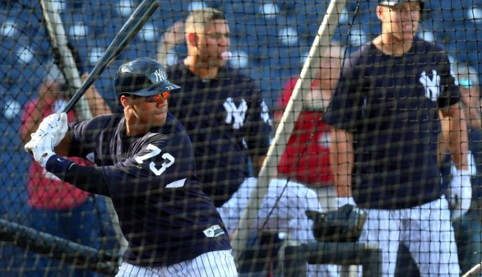 The Russell Wilson Joins Yankees Spring Training for Five Days