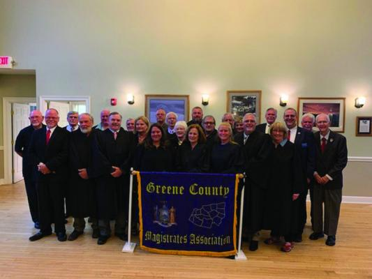 Magistrates hold annual dinner | Hudson Valley 360