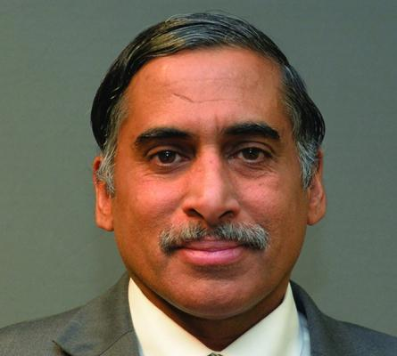 Infectious Disease Specialist Dr  Ananthakrishnan Ramani