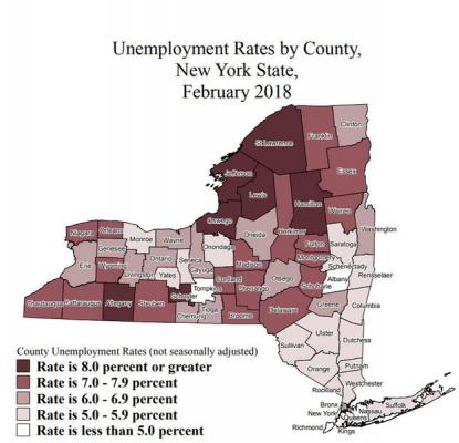 News encouraging about Twin County unemployment rates; job fair at C ...