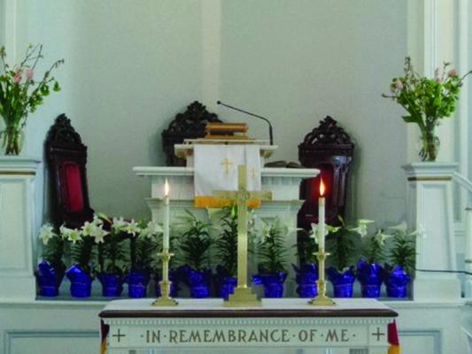 Palm Sunday celebrations mark the start of Holy Week
