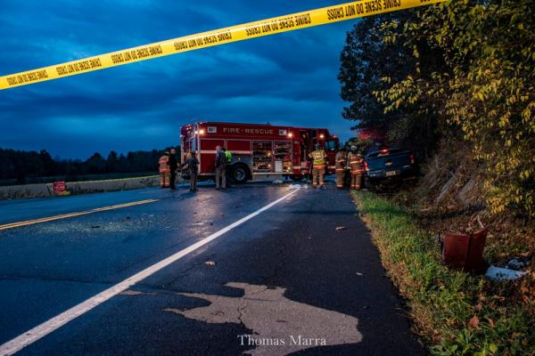 Athens man killed in 2-vehicle crash | Hudson Valley 360