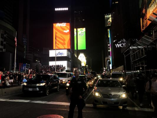 Electrical failure hits Manhattan's West Side, leaving 42,000