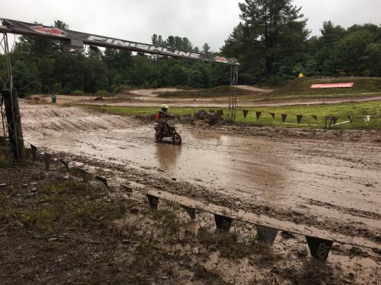 Day At The Track >> Weather Makes For A Messy Day At The Track Hudson Valley 360