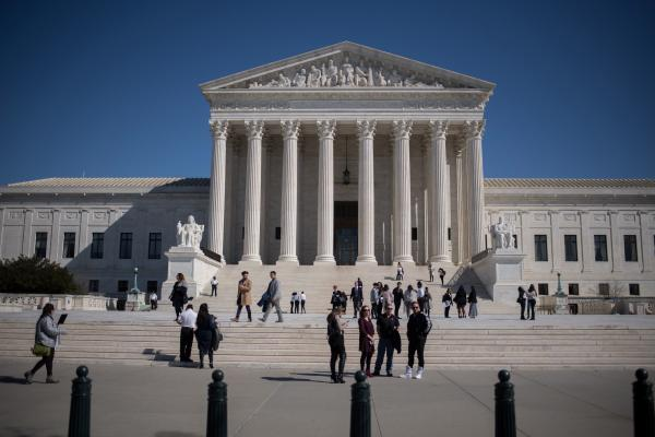 Supreme Court Sides With Police in Shooting Case