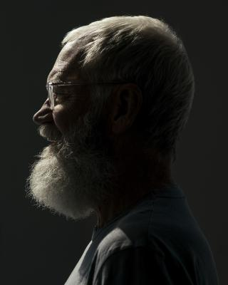"""David Letterman at 1 World Trade Center in New York, Oct. 5, 2016. Letterman is preparing to return to television in his first ongoing series since stepping down as the host of CBS's """"Late Show"""" in 2015. Netflix is expected to announce on Aug. 8, 2017, that it has picked up a new show from Letterman, the comedian and broadcaster. This series, which will run for six episodes next year, does not yet have a title or a fully fleshed-out format. (Damon Winter/The New York Times)"""