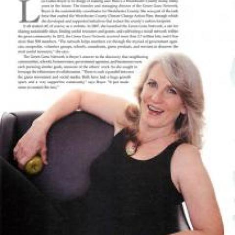 Profile picture for user Lea Cullen Boyer