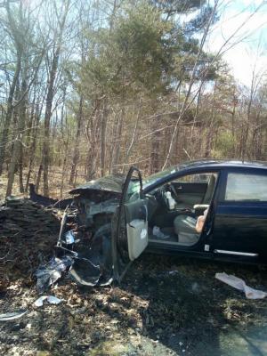 Police: Spider blamed for one-car crash | Hudson Valley 360