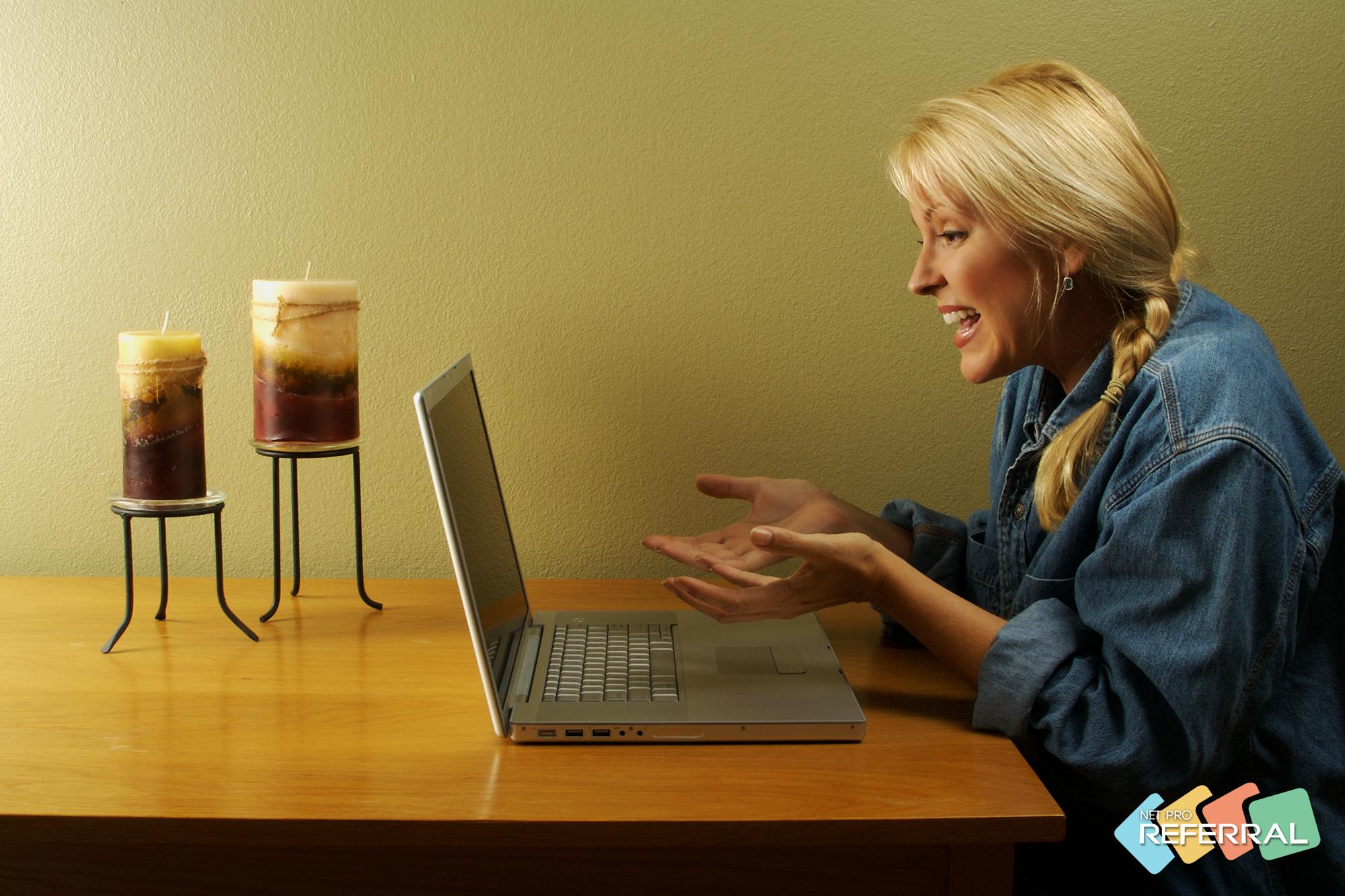 Online Referral Marketing
