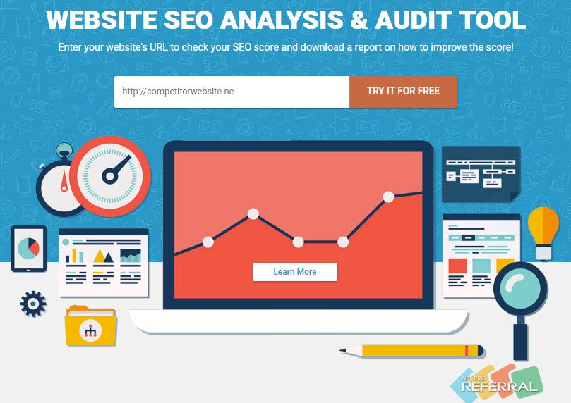 Website SEO Analysis and Audit Tool