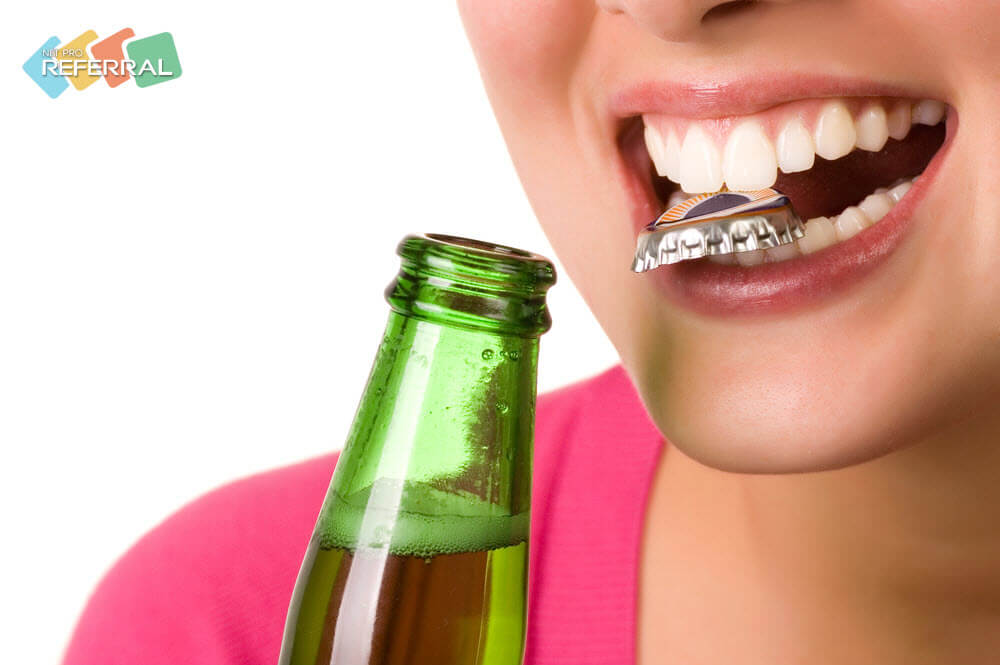 How Does Beer Affect Your Teeth? - NetProReferral