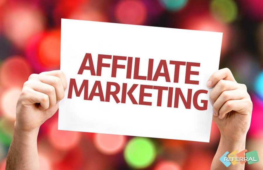 Affiliate Program Influencers