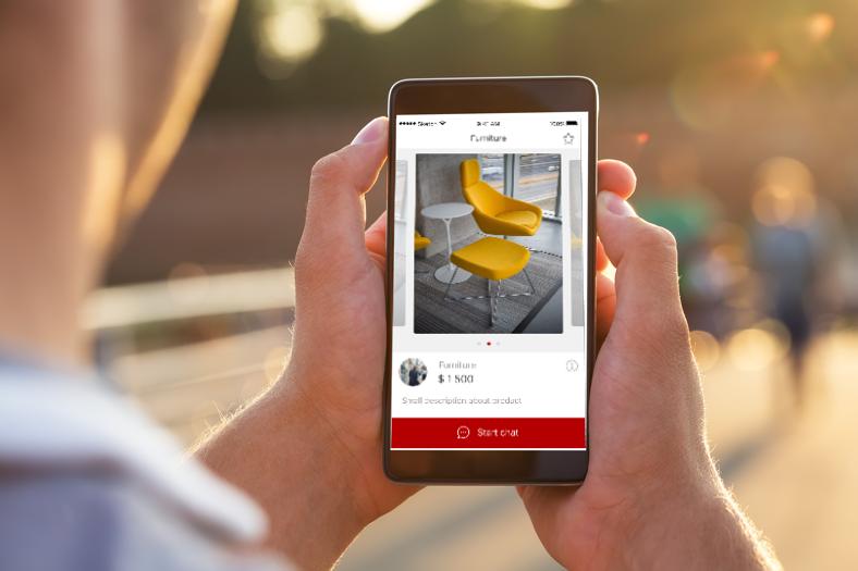 פיתוח אפליקציה מוצרי יד שנייה