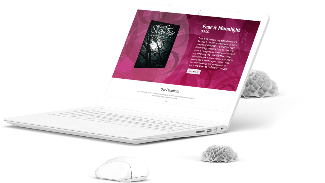 Powerful online store platform