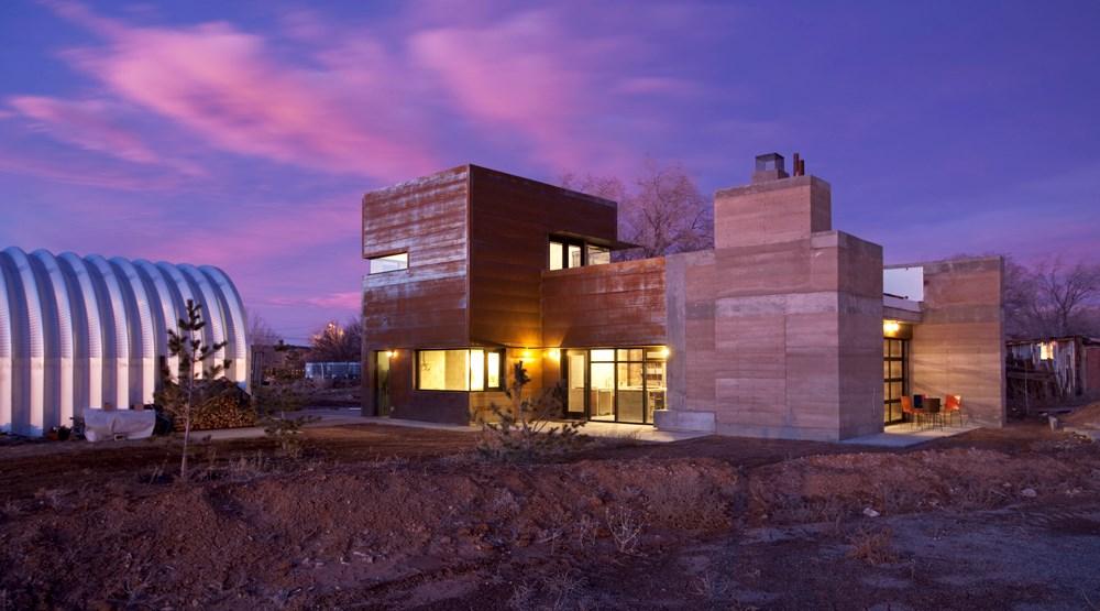 Lovely Modern Homes Albuquerque #1: The Modern Ruin