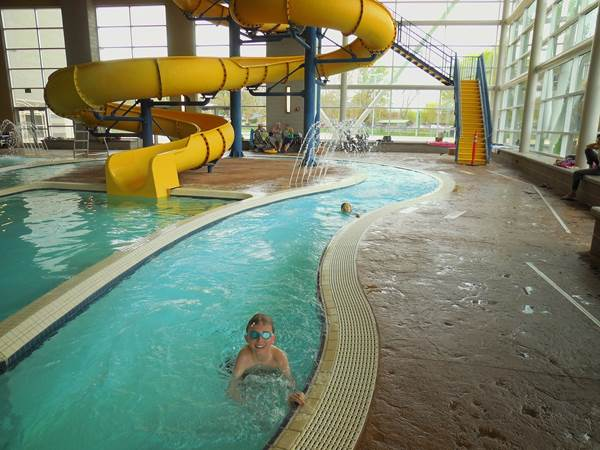 south davis recreation center - Cool Indoor Pools With Slides