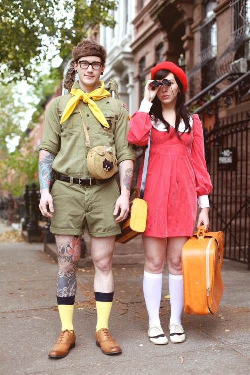 10 Hipster Costumes That Are Anything but Mainstream