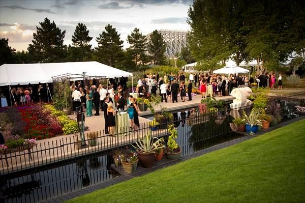 Denvers 9 best wedding venues denver botanic gardens junglespirit Images