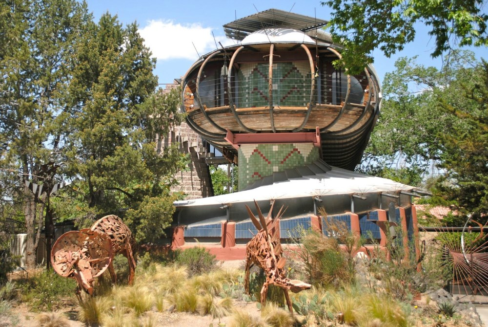 top 11 craziest homes in new mexico - New Mexico Home Design