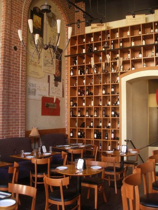 Caveau wine bar denver