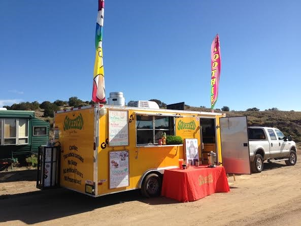The ultimate abq food truck guide for Food truck juice bar