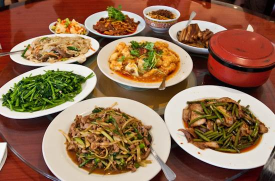 Asian cafe austin