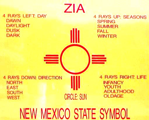 Image Gallery New Mexico Flag Tattoo