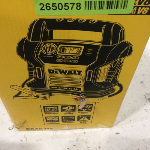 Dewalt Power Tool Battery