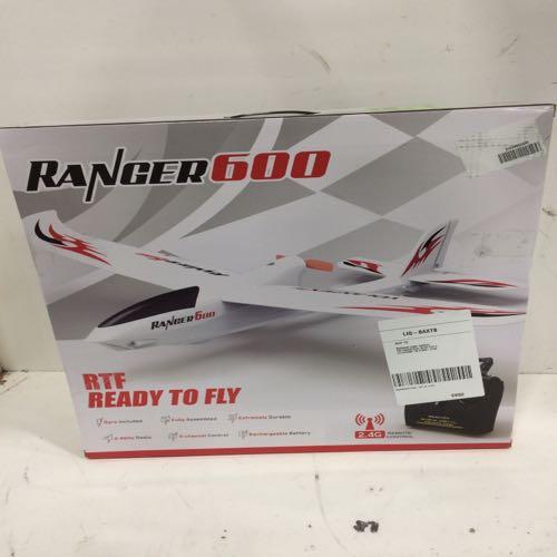 Ranger600 Foam Plane With Remote