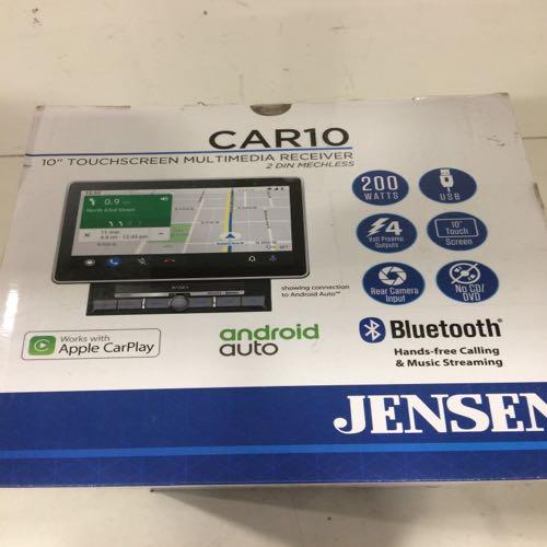 Jenson CAR 10 Car10 Car Gps