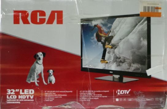RCA 32 LED LCD HDTV LED32B30RQ