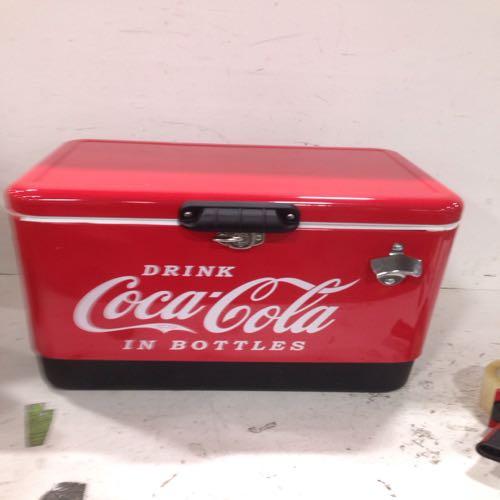 Coca Cola Ice Chest Cooler
